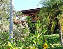 Projeto de paisagismo residencial no interior de SP
