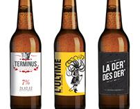 Etiquette de bière