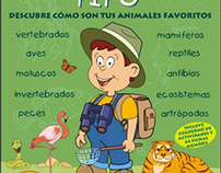Los animales con Pipo / Animals with Pipo