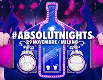 #AbsolutNights_Milano_2018
