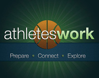 AthletesWork Branding & Web