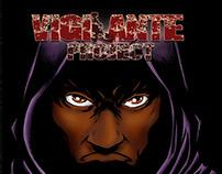 Vigilante Project Issue 1 - Comic Book Lettering