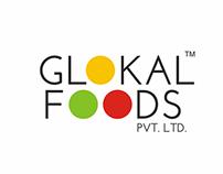 Glokal Foods - Brand Identity
