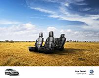 New Passat Campaign | Volkswagen