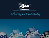Nestlé - Baci Perugina Digital Brand identity