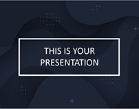 Chronos Pitch Deck Free PowerPoint Template