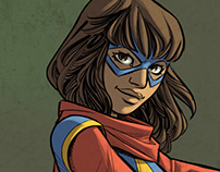 Ms. Marvel - Marvel Comics