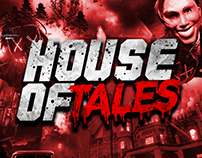 Graphics: House Of Tales (Halloween Event) Poster Work