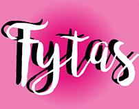 Logo: Fytas testjes