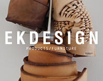 EKDESIGN / Products and Furniture