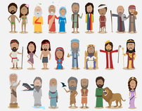 ROUTE ONE: BIBLE TIMELINE