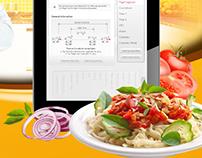 Design - Ipad/Iphone App