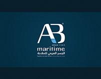 Ab Maritime - Logo Redesign