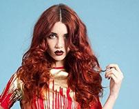 HAIR STYLING / Deluxx Magazine Online 2012