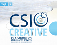 CSI DEVELOPMENTS AND CREATIVE SERVICE