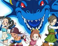 Cartoon Network: Blue Dragon Premiere