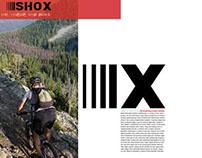 Mountain Bike Magazine Spread