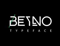 The FREE Beyno Typeface