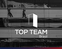 Top Team Brasil | Identidade Visual & Materiais
