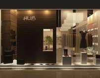 Hub Leather