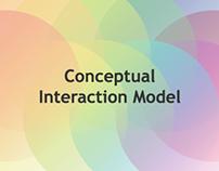 Conceptual Interaction Model