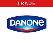 TRADE - Propuesta Totem congelador para Danone