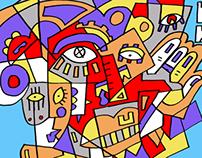 Semi-cubism