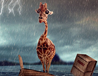 The last giraffe