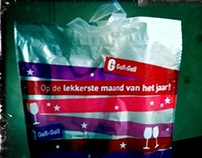 Gall&Gall Sinterklaas&Christmas theme