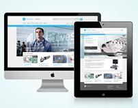 GE Healthcare webshop