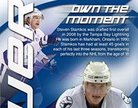 Bauer Hockey Ad Campaign