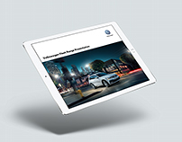 VW and Audi-interactive guides and newsletter