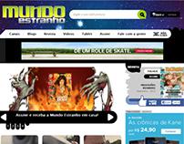 Mundo Estranho (website)