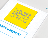 Workshop Chamada Pública - 2016