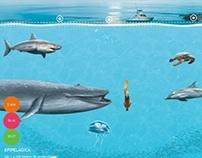 Mundo Mar (infográfico interativo)