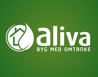 Aliva branding