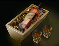 Johnnie Walker Gold Label Gift Packs