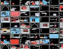 Vidéo - animation Coca-Cola