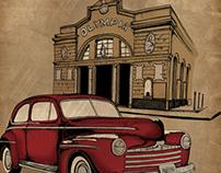 Cine Oympia - Pará - Brasil / 1950