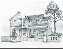 illustration for brochure