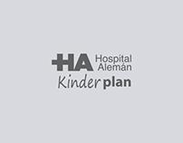 Kinder Plan - Hospital Aleman (student work)