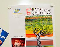 Cartaz - Natal Criativo 2012