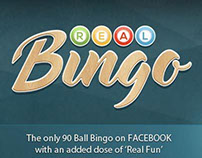 Real Bingo - tombola facebook game