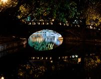 Bucharest! At Night.