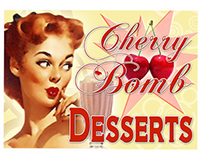 Cherry Bomb Desserts
