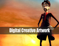 Digital Creative Artwork