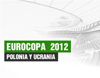 Calendario Eurocopa 2012