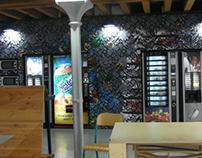Morris, Cafeteria