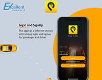 On-Demand Taxi Booking App Design and Development