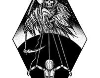 Death & Puppet